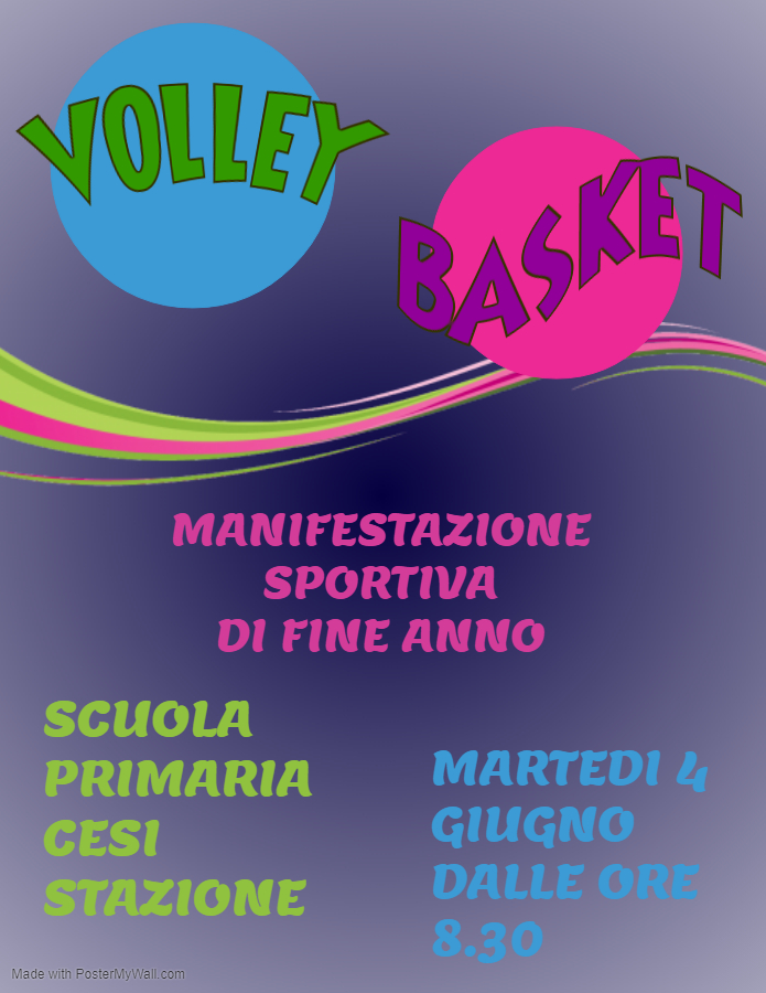VOLANTINO MANIFESTAZIONE - Made with PosterMyWall